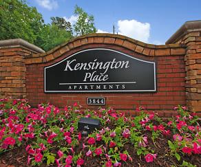 Community Signage, Kensington Place