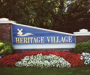 Community Signage, Heritage Village