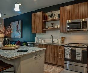 Kitchen, Alexan 3 North
