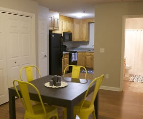 Kitchen, Britannia Commons