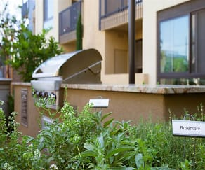 Community Signage, Terrena Apartments