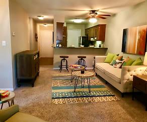 Living Room, Hunt Club