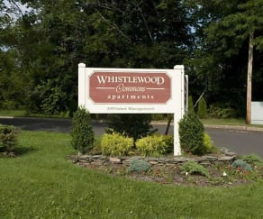 Community Signage, Whistlewood Commons