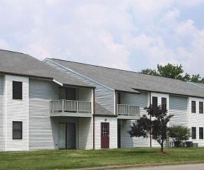 Building, Eastlodge