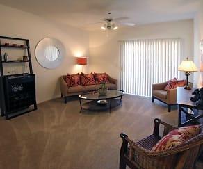 Living Room, La Serena at Toscana