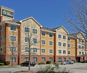 Building, Furnished Studio - Baton Rouge - Citiplace