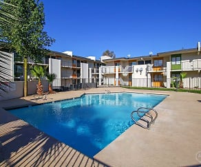 Pool, The Residences at Camelback West