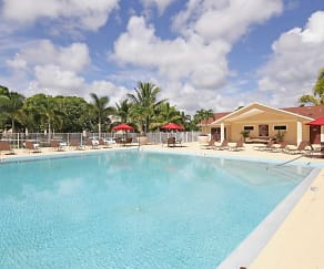 Pool, Harbour Cay