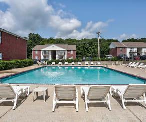 Pool, Laurel Wood