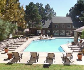 Pool, The Preserve at Mesa Hills