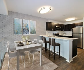 Kitchen, The Crossings At Canton