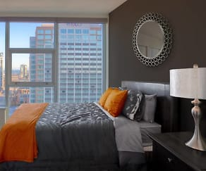 Bedroom, Avalon Towers Bellevue