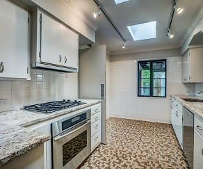Kitchen, 6834 Lakeshore Drive