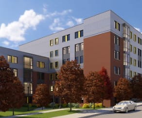 Building, Southside Commons - Per Bedroom Lease