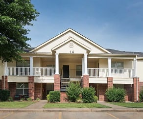 Building, The Links at Fort Smith