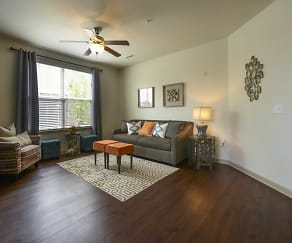 Living Room, The Reserve at Fountainview