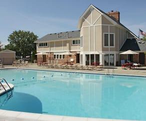 Pool, Rudgate Manor