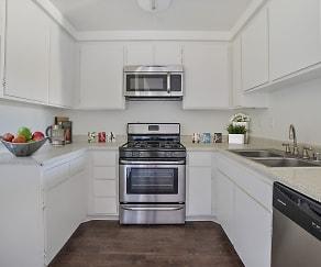 Kitchen, Woodside