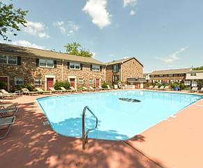 Pool, Village West