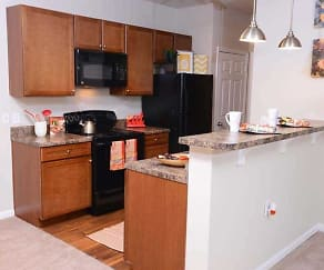 Kitchen, Waterstone At Jenks