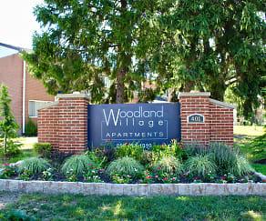 Community Signage, Woodland Village