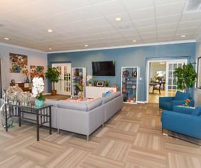 Living Room, Horizons North