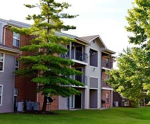 Building, Belle Meadows Suites