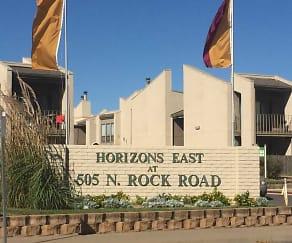 Community Signage, Horizons East