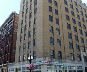 Come see our historic Wallace Building!, Block 2 Lofts