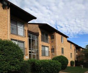 Building, Linden Park Apartments