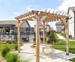 Courtyard, Springs at McKinney