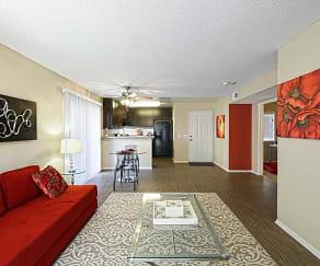 Living Room, Del Flora