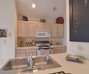 Kitchen, Tuttle's Grove