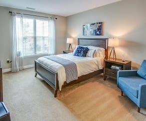 Bedroom, The Kinloch Apartments