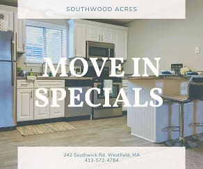 Call office for details., Southwood Acres
