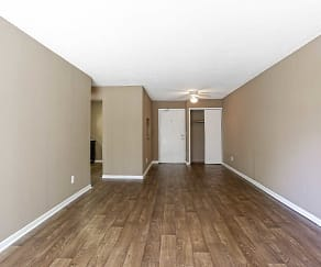 Living Room, The Flats at Nolensville