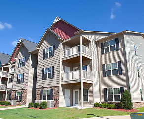 West Park Apartments, Ashley Heights, NC