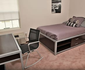 Bedroom, Lions Gate Apartments