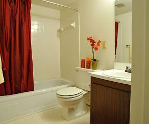 Bathroom, Rivers Edge