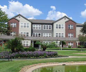 Building, Lone Star Living- Senior Living