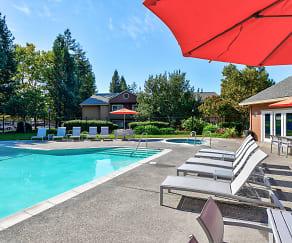Pool, Spring Club Apartments