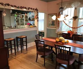 Dining Room, 311 Buncombe St