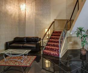 Foyer, Entryway, Park Royal Apartments