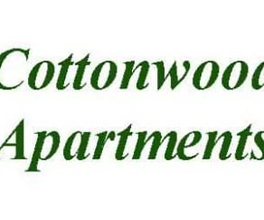 Community Signage, Cottonwood Apartments
