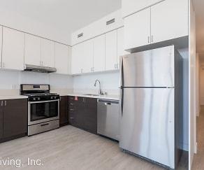 Kitchen, 4435 Piedmont Avenue Unit 304
