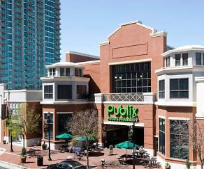 17th Street Lofts, Atlantic Station, Atlanta, GA