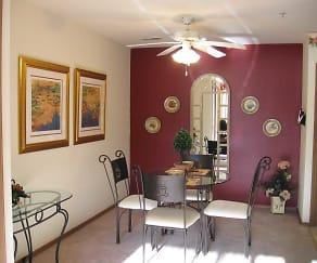 Dining Room, Chandana Pointe