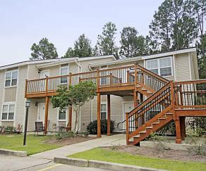 Building, Meadowbrook Apartments