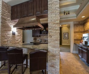 Kitchen, Montage at Cinco Ranch