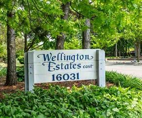 Community Signage, Wellington Estates